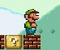 Super Flash Mario Bros  -  This is a nice flash remake of the classic Super Mario Bros, with an option to play as Mario or Luigi and take on the evil Koopa and his army, through various levels.